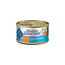 BLUE Healthy Gourmet® Grilled Adult Cat Food