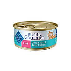 BLUE Healthy Gourmet® Adult Cat Food - Pate