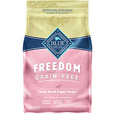 BLUE Freedom® Grain Free Chicken Small Breed Puppy Food