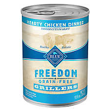 BLUE Freedom® Grain Free Grillers Adult Dog Food