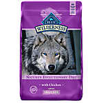 BLUE Wilderness® Small Bites Adult Dog Food - Grain Free, Chicken