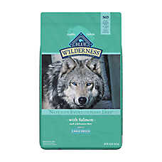 BLUE Wilderness® Large Breed Adult Dog Food - Grain Free, Salmon