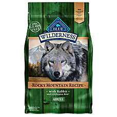 BLUE Wilderness® Rocky Mountain Recipe™ Grain Free Adult Dog Food