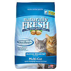 BLUE Naturally Fresh® Multi-Cat Natural Cat Litter