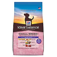 Hill's® Ideal Balance™ Small Breed Senior Dog Food