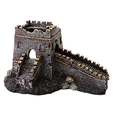 National Geographic™Great Wall Aquarium Ornament