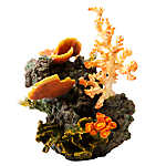 National Geographic™ Coral Cluster Aquarium Ornament