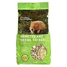 National Geographic™ Daily Diet Hamster & Gerbil Food
