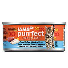 Iams® Purrfect Delight Cat Food