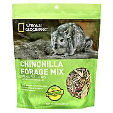 National Geographic™ Forage Mix Chinchilla Treat