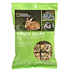 National Geographic™ Power Snap Small Animal Treat