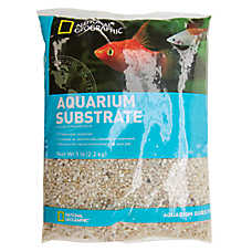 National Geographic™ Crystal Lake Aquarium Sand
