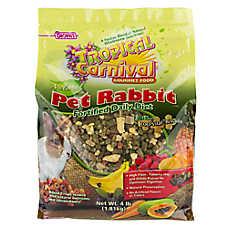 Tropical Carnival Gourmet Rabbit Food