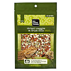 All Living Things® Dried Reptile Food Mix