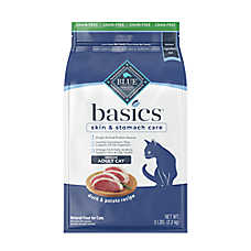 BLUE Basics® Limited Ingredient Grain Free Indoor Adult Cat Food