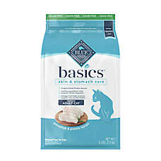 BLUE Basics® Limited Ingredient Grain Free Indoor Adult Cat Food - Fish & Potato