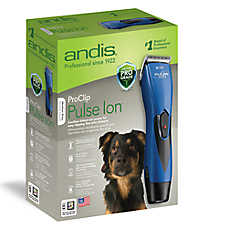 Andis ProClip Pulse Ion™ Dog Hair Clippers