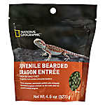 National Geographic™ Juvenile Bearded Dragon Food