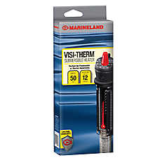 Marineland® Visi-Therm Submersible Aquarium Heater