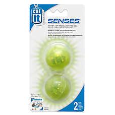 Catit® Senses Illuminated Ball Cat Toy