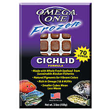 Omega™ One Cichlid Food