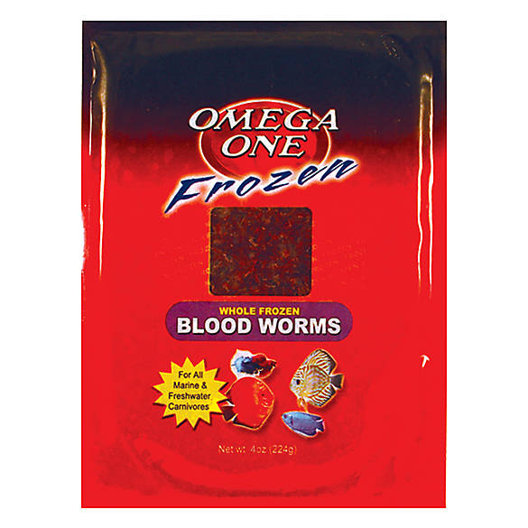 Omega one frozen fish treat fish food petsmart for Best frozen fish to buy at grocery store