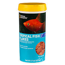National Geographic™ Tropical Fish Food