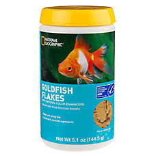National Geographic™ Goldfish Food