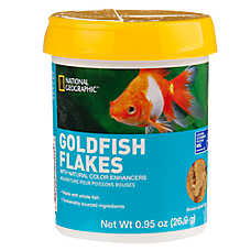 National Geographic™ Goldfish Food