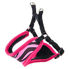 Whisker City® Zebra Cat Harness