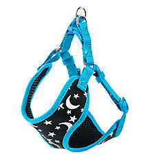 Whisker City® Glowing Moon Cat Harness