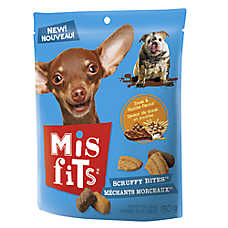 Misfits Scruffy Bites Dog Treats