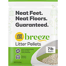 Purina® TIDY CATS® BREEZE® Cat Litter Pellets Refill