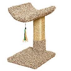 Whisker City® Cactus & Cradle Cat Tree