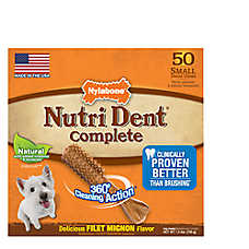 NutriDent® Complete Dental Chews Dog Treat