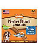 NutriDent® Complete Dental Chews Dog Treat