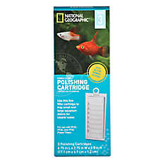 National Geographic™ Polishing Aquarium Cartridge