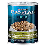 Purina® Pro Plan® Focus Weight Management Adult
