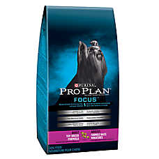 Purina® Pro Plan® Focus Toy Breed Adult Dog Food
