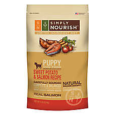 Simply Nourish® Limited Ingredient Diet Puppy Food - Natural, Sweet Potato & Salmon