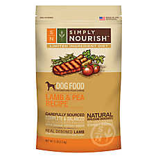Simply Nourish® Limited Ingredient Diet Adult Dog Food - Natural, Lamb & Pea