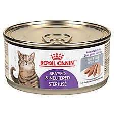 Royal Canin® Spayed/Neutered Loaf Adult Cat Food