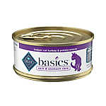 BLUE Basics® Limited Ingredient Adult Cat Food - Grain Free, Indoor, Turkey & Potato