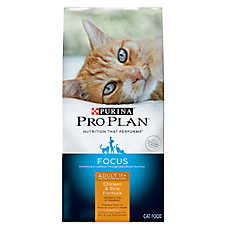 Purina® Pro Plan® FOCUS Senior Cat Food - Chicken & Rice