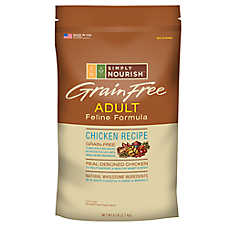 Simply Nourish™ Grain Free Adult Cat Food - Chicken