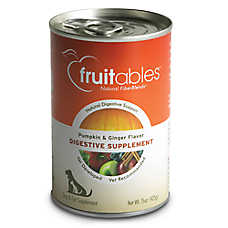 Fruitables® Pumpkin & Ginger Pet Digestive Supplement
