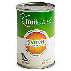 Fruitables® Fresh Pumpkin Switch Pet Transition Supplement