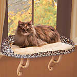 Deluxe Bolster Kitty Sill