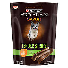 Purina® Pro Plan Savor Tender Strips Dog Snack