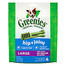 Greenies® Hip & Joint Care Large Dental DogTreat
